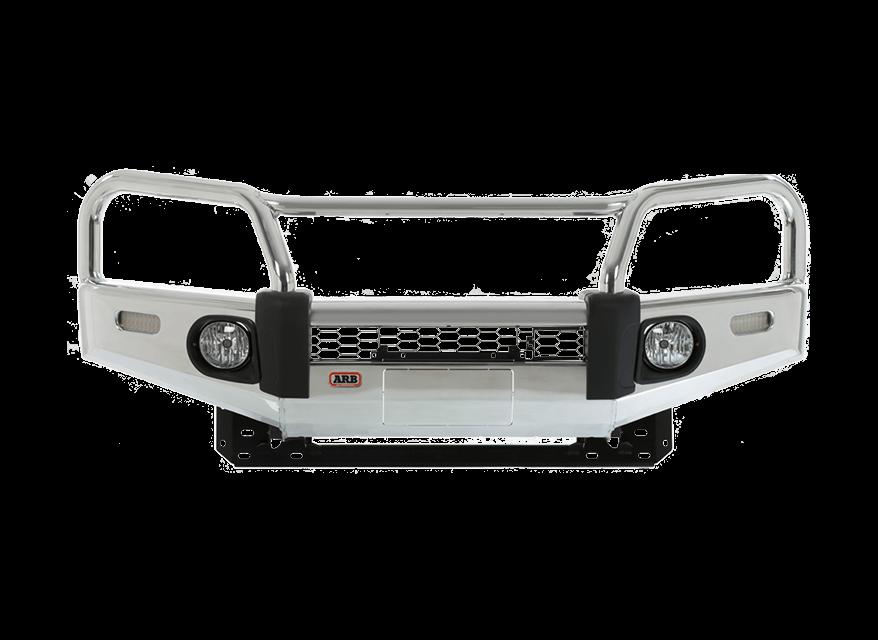 alloy bumper