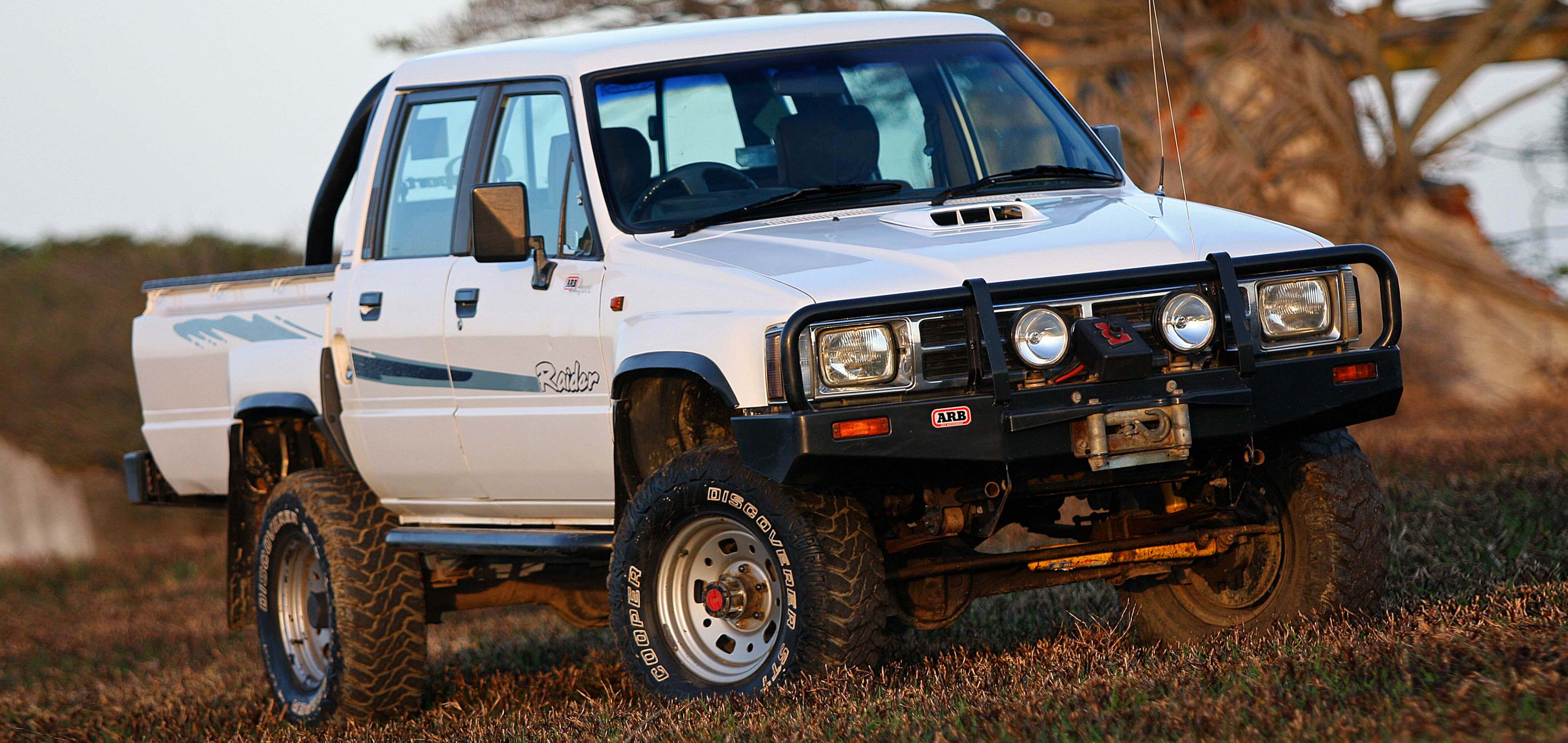Kelebihan Toyota Hilux 1988 Review