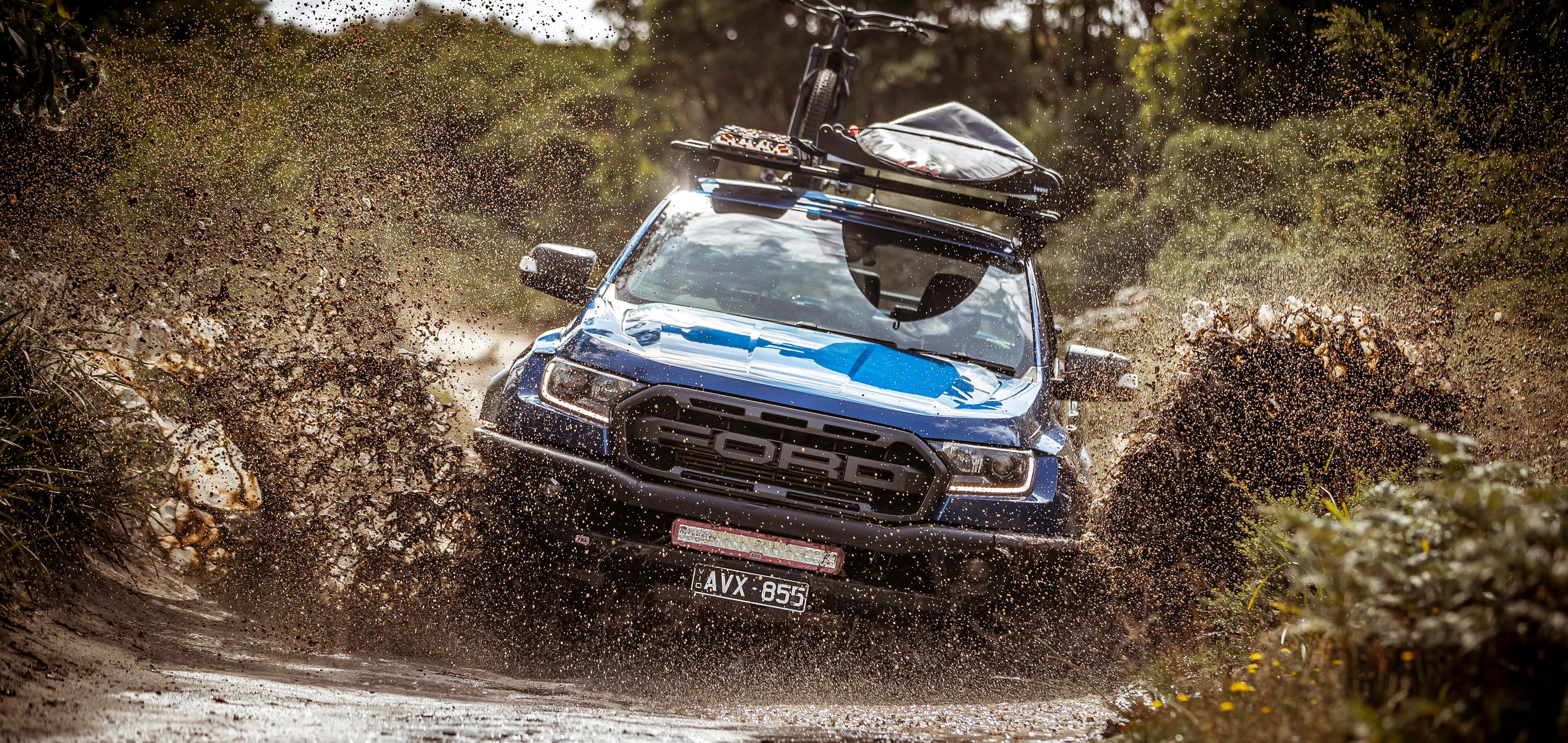 Arb Europe Ford Ranger Raptor 2018 Present Arb Europe