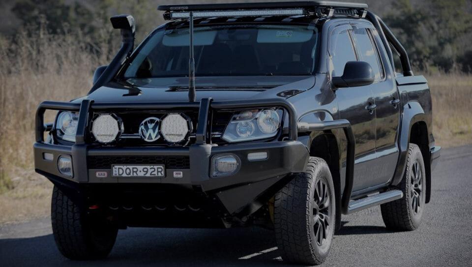 Bushranger LED Driving Lights